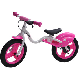 JDBug Training Bike Nanny - Bicicletas sin pedales Niños - rosa